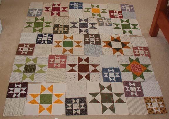 Quiltville's Quips & Snips!!: Random Ohio Stars! : ohio star quilt pattern free - Adamdwight.com
