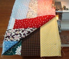 Scrappy Trips pf : tube quilt pattern - Adamdwight.com