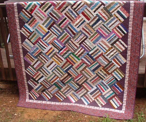 How To Weave A String Basket : Images about string quilts on