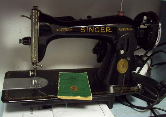 Quiltville's Home For Vintage Sewing Machines Mesmerizing Singer Sewing Machine Model 15 91 Value