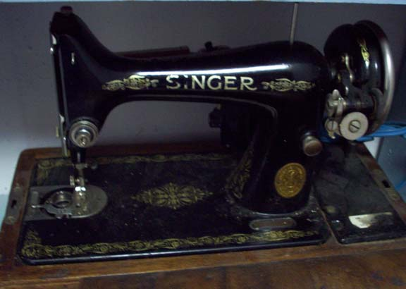 Quiltville's Home For Vintage Sewing Machines New 1960 Singer Spartan Sewing Machine Model 192k