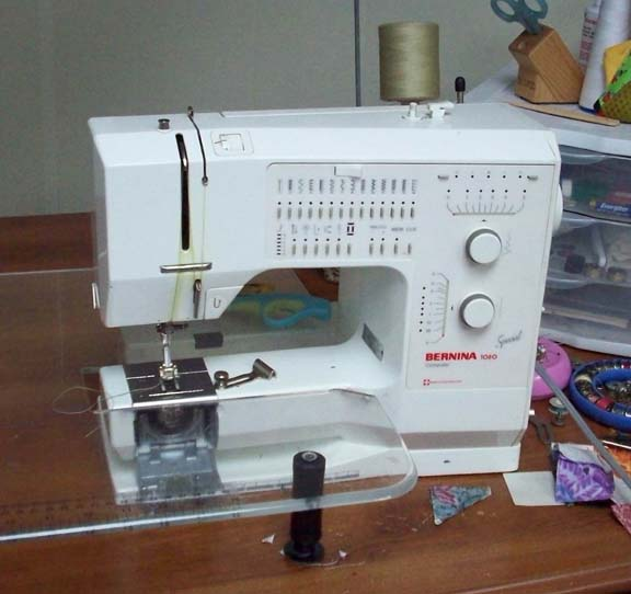 Quiltville's Quips Snips RIP Bernie Best Where To Buy A Bernina Sewing Machine